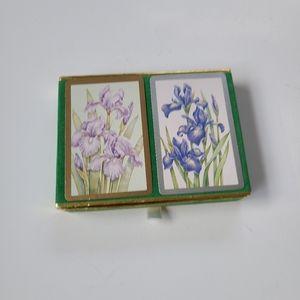 Iris congress playing cards